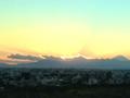 iPhone4Sで撮った神宮前オフィス(18F)からの夕焼けまとめ