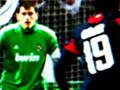 10-11 UEFA Champions League Round of 16 1st Leg Lyonnais vs Real Madrid