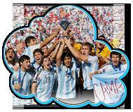U-20 World Cup Canada 2007 FINAL - チェコ vs アルゼンチン