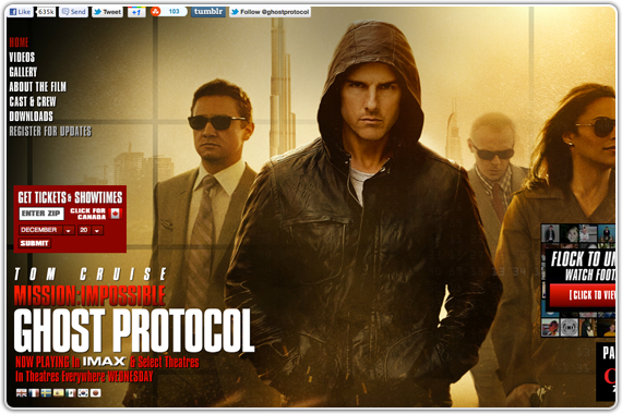 Mission: Impossible - Ghost Protocol 4