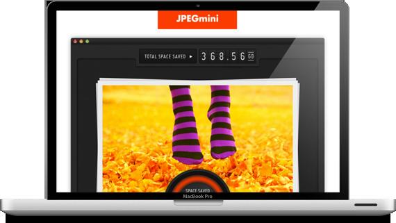 JPEGmini for Mac