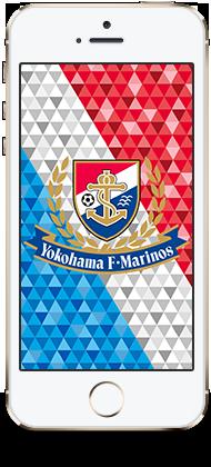 2014 横浜F・マリノス iPhone壁紙 第1弾 2