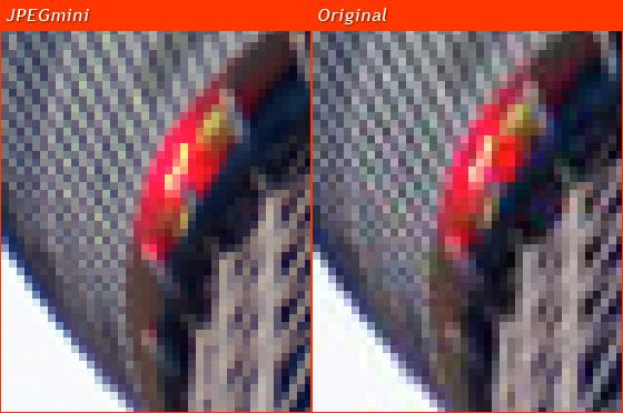 JPEGmini comparison