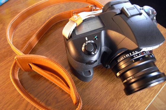 MINUITのカメラストラップ 6