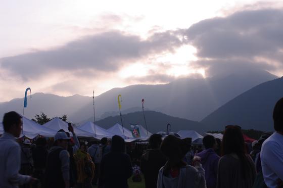 朝霧2008の空模様5