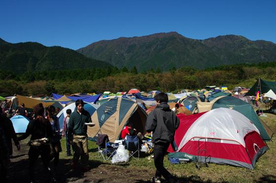 朝霧JAM 2009 22