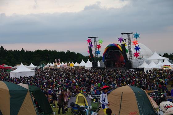 朝霧JAM 2009 34