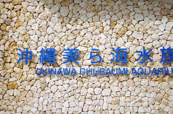 らふたぶ散策 沖縄篇 - 沖縄美ら海水族館