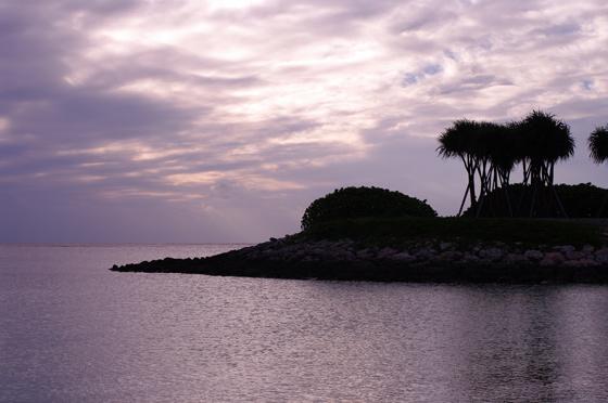 らふたぶ散策 沖縄篇 - エメラルドビーチ