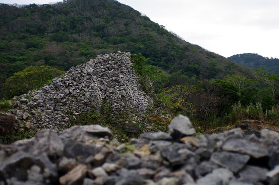 らふたぶ散策 沖縄篇 - 今帰仁城跡