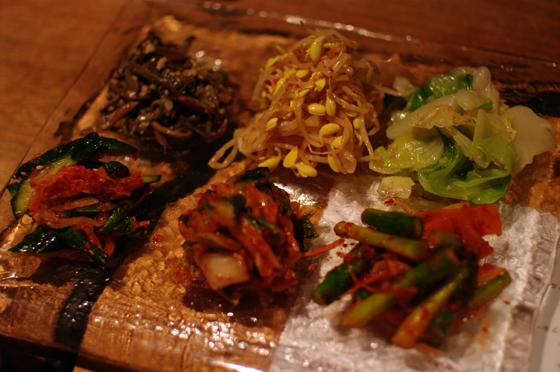 韓国料理・健美惣菜 自然洞