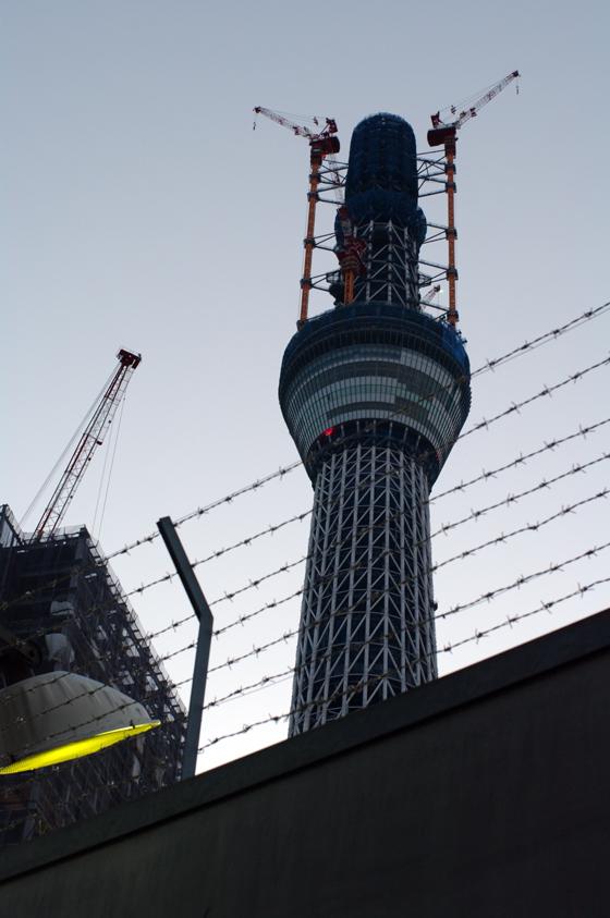 TOKYO SKY TREE 4