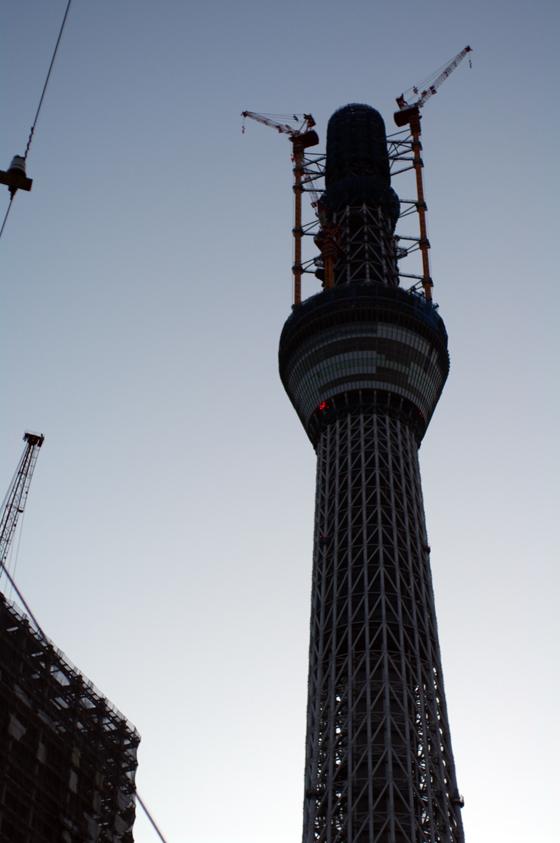 TOKYO SKY TREE 5