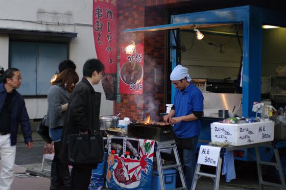 目黒川沿いの桜 2011 16
