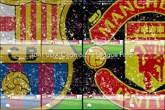 10-11 UEFA Champions League Final Barcelona vs Man.United