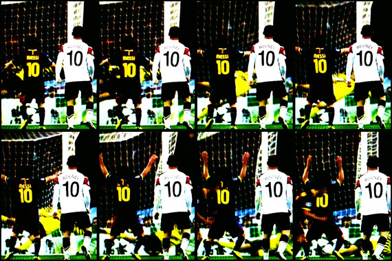 10-11 UEFA Champions League Final Barcelona vs Man.United 4