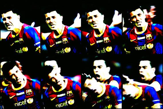 10-11 UEFA Champions League Final Barcelona vs Man.United 5
