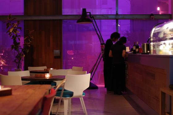 Riverside Cafe Cielo y rio 10