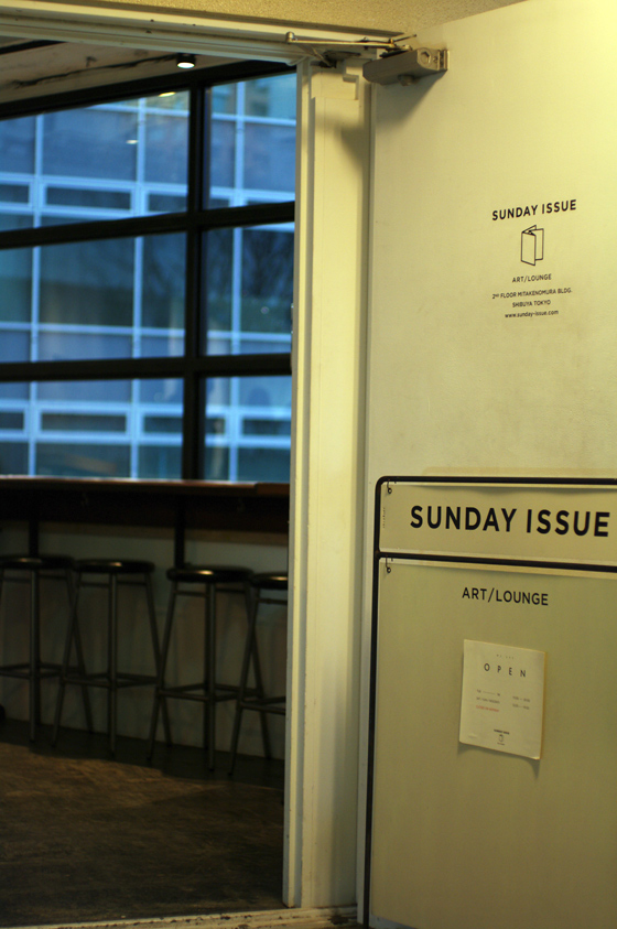 TYP Exhibition. o1 at SUNDAY ISSUE 40