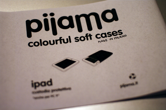 Pijama colourful soft cases