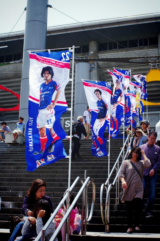 2012 Jリーグ ディビジョン1 第10節 横浜F・マリノス vs コンサドーレ札幌 観戦 3