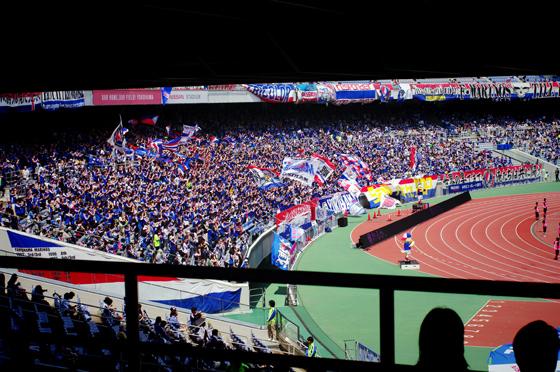 2012 Jリーグ ディビジョン1 第10節 横浜F・マリノス vs コンサドーレ札幌 観戦 4