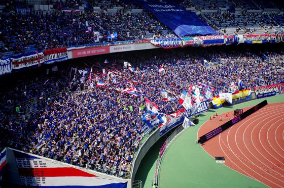 2012 Jリーグ ディビジョン1 第10節 横浜F・マリノス vs コンサドーレ札幌 観戦 5