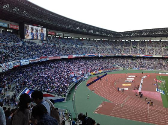 2012 Jリーグ ディビジョン1 第10節 横浜F・マリノス vs コンサドーレ札幌 観戦 9