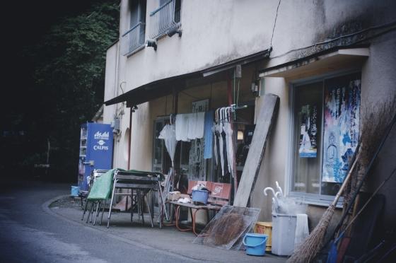 東京唯一の村「檜原村」にあるロッヂ神戸岩にてキャンプ 11