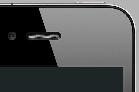 iPhone4Sのスリープボタンが陥没したのでAppleStoreに持って行った