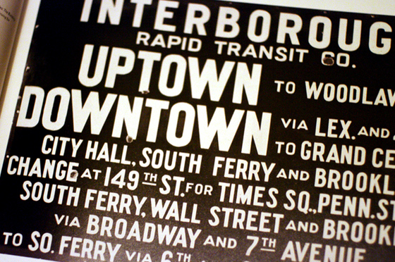 Helvetica and the New York City Subway System 2