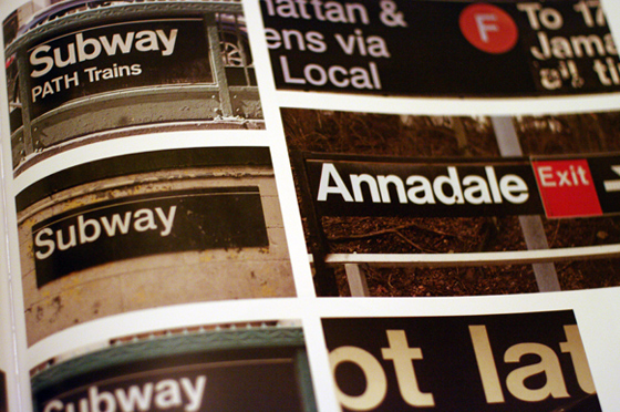 Helvetica and the New York City Subway System 10