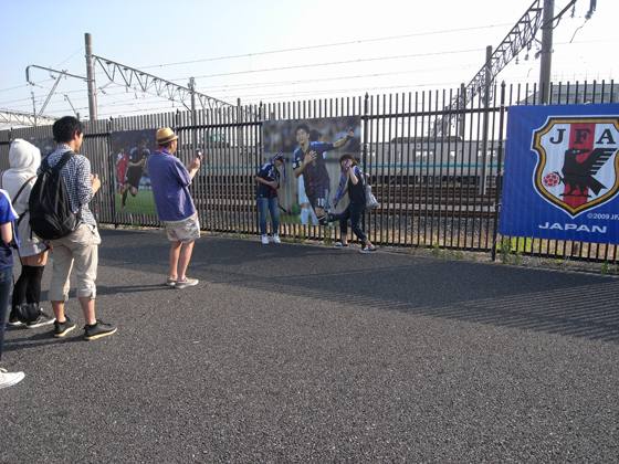 2014 FIFAワールドカップブラジル アジア最終予選 SAMURAI BLUE vs オーストラリア代表 3