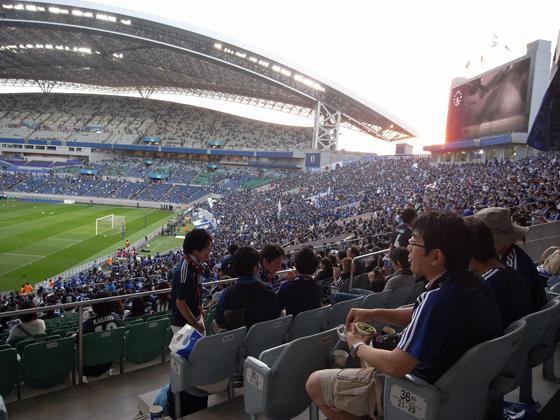 2014 FIFAワールドカップブラジル アジア最終予選 SAMURAI BLUE vs オーストラリア代表 9