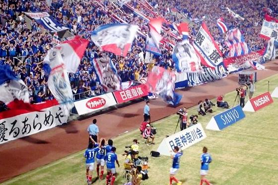 2013 J1 第26節 横浜F・マリノス v 清水エスパルス 4