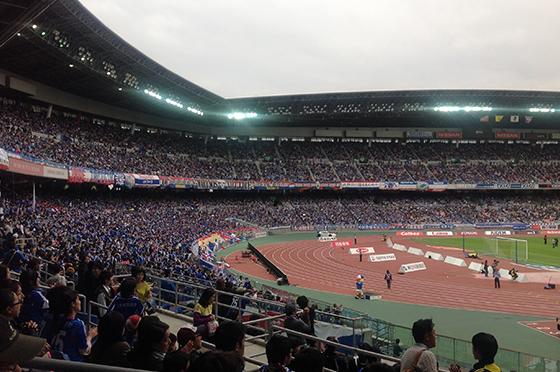 2013 J1 第29節 横浜F・マリノス v サンフレッチェ広島