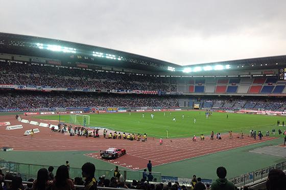 2013 J1 第29節 横浜F・マリノス v サンフレッチェ広島 3
