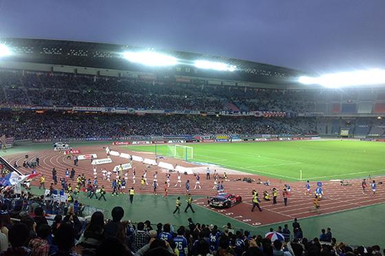 2013 J1 第29節 横浜F・マリノス v サンフレッチェ広島 5
