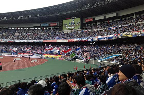 2013 J1 第31節 横浜F・マリノス v 名古屋グランパス