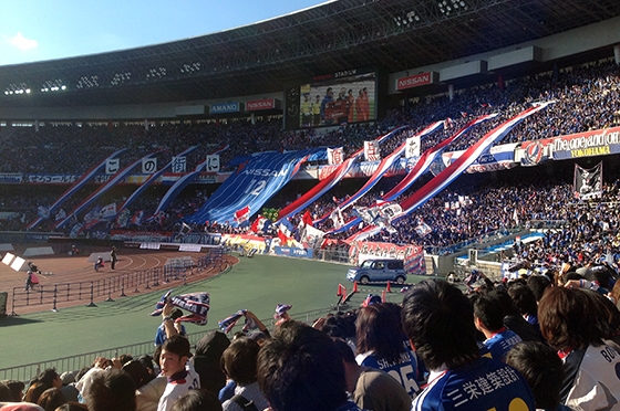 2013 J1 第33節 横浜F・マリノス v アルビレックス新潟
