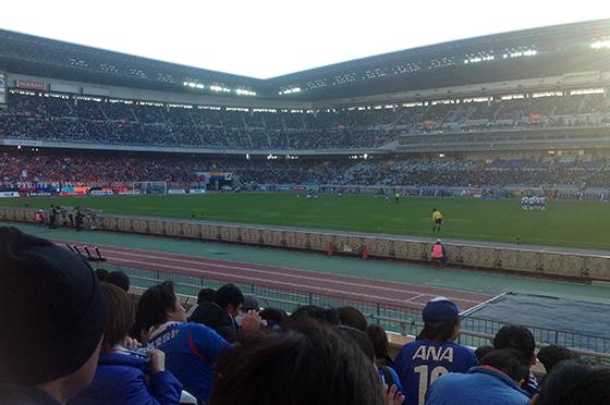2013 J1 第33節 横浜F・マリノス v アルビレックス新潟 2