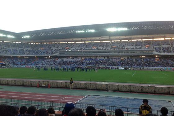 2013 J1 第33節 横浜F・マリノス v アルビレックス新潟 6