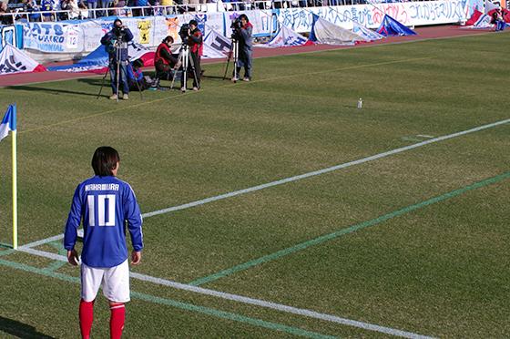 波戸康広引退試合「マリノスAll Stars vs 波戸Friends」10