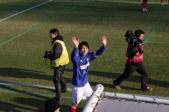 波戸康広引退試合「マリノスAll Stars vs 波戸Friends」18