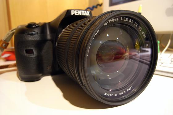 SIGMA 18-250mm F3.5-6.3 DC OS HSM 2