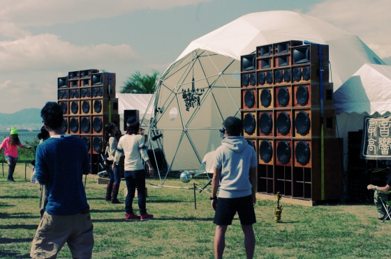 渚音楽祭大阪 2012 ASIA MUSIC FESTIVAL 4