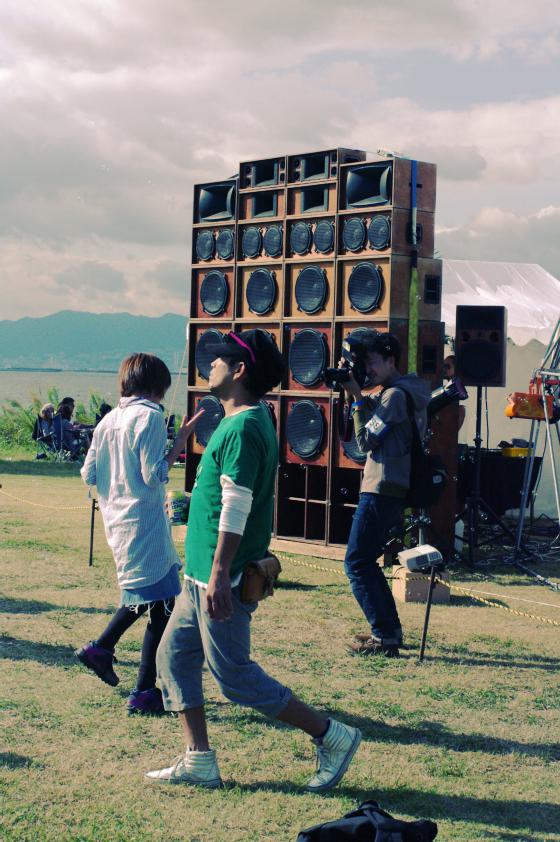 渚音楽祭大阪 2012 ASIA MUSIC FESTIVAL 9