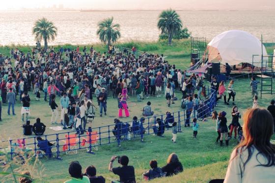 渚音楽祭大阪 2012 ASIA MUSIC FESTIVAL 17