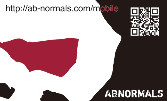 abnormals information card