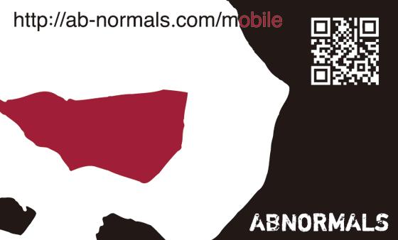 abnormals information card